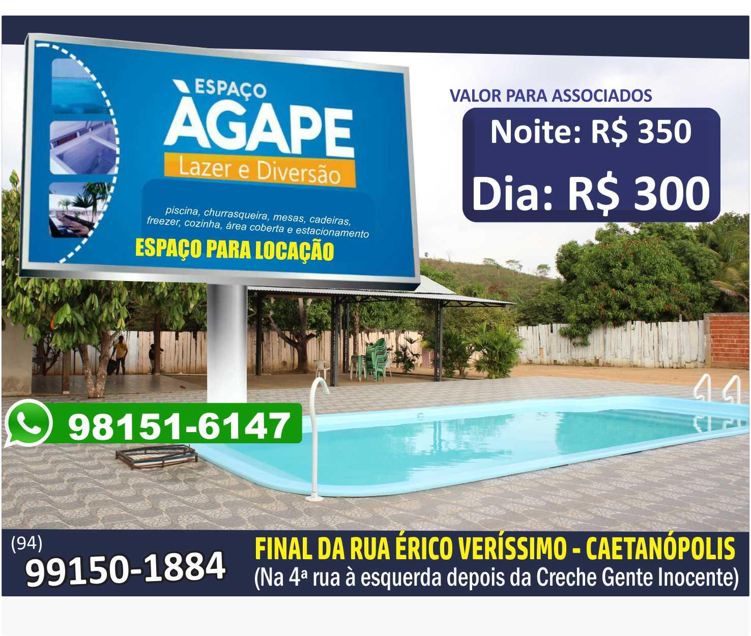 ESPAÇO ÁGAPE